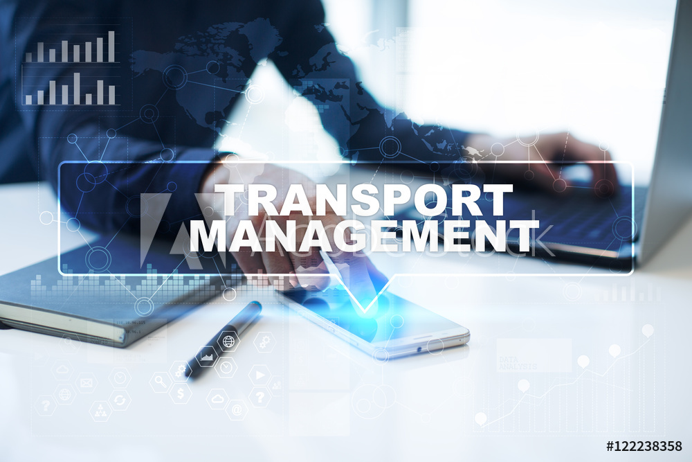 Transport management text on Sologistx website