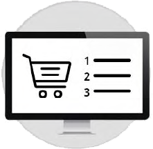 Webship cart image on Sologistx website